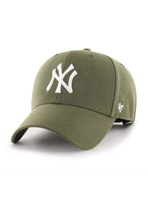 1万円以上で送料無料 帽子 キャップ ハット ヘッドウェア MLB メンズ 期間限定今なら送料無料 レディース ユニセックス 47 商い '47 -Sandalwood- MVP フリーサイズ サンドウッド Yankees ロー フォーティセブン