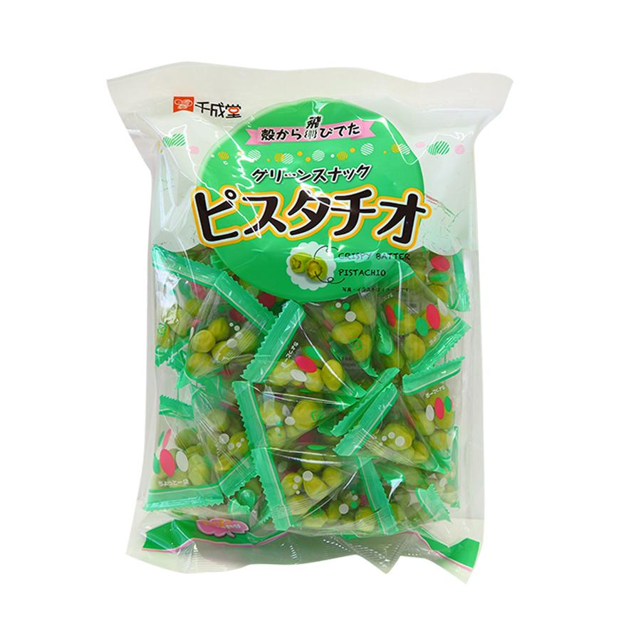 【お菓子】グリーンスナック ピスタチオ 250g×5袋セット(おやつやビールのおつまみに)千成堂