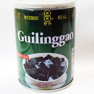 거북이 젤리(귀영고・통조림) 건강한 디저트 250 g