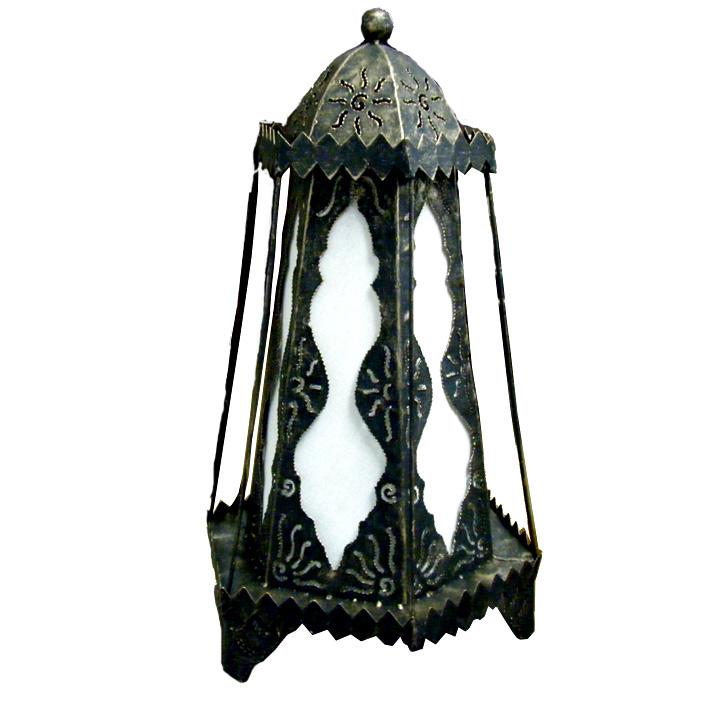 灯篭置き型ランプ【バリ・アジアン雑貨バリパラダイス】
