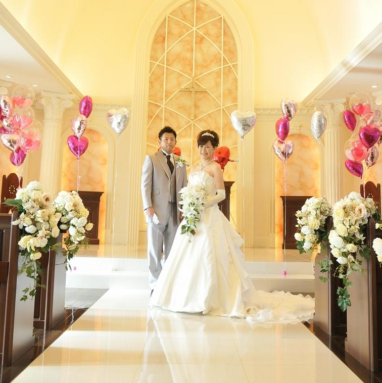 【結婚式専用】お得な結婚式用 豪華セット バルーン 装飾 飾り 2次会