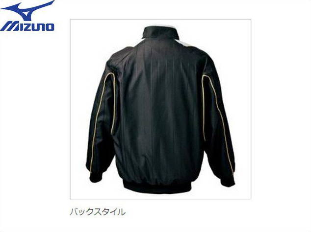 【ミズノ】侍ジャパンモデルハーフZIPジャケット?長袖52WW389