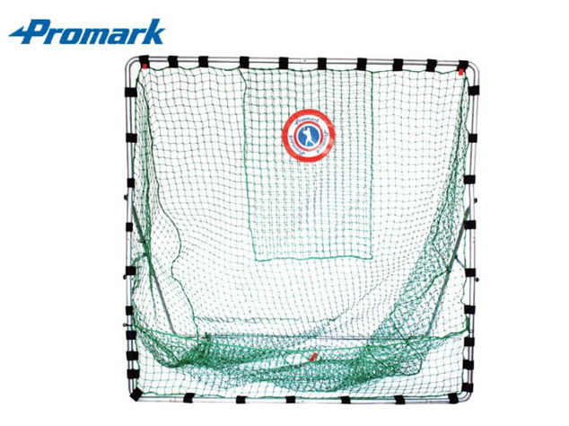 【Promark】 プロマーク バッティングトレーナー広角ネット 軟式・ソフトボール用 HT-77 [直送]