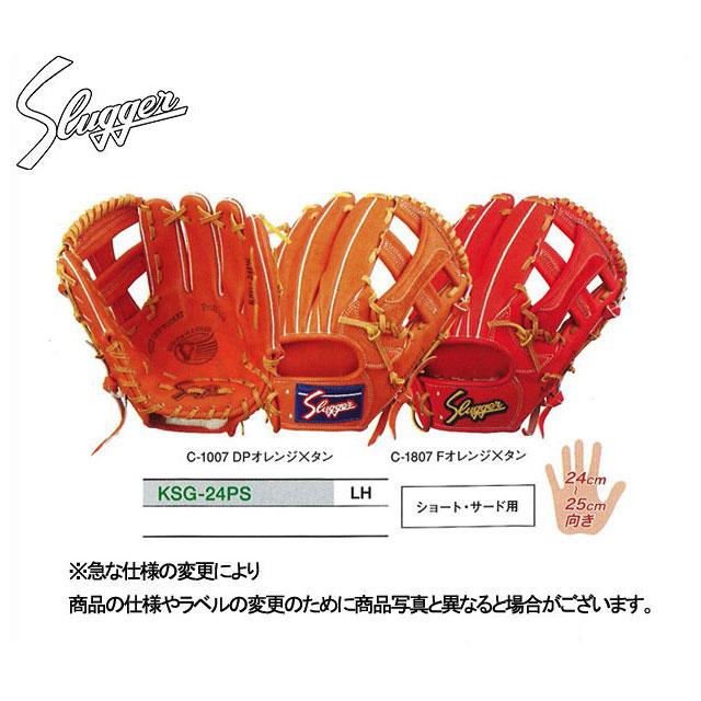 久保田スラッガー 硬式グローブ 内野手用 グラブ  KSG-24PS