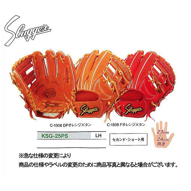 久保田スラッガー 硬式グローブ 内野手用 グラブ KSG-25PS