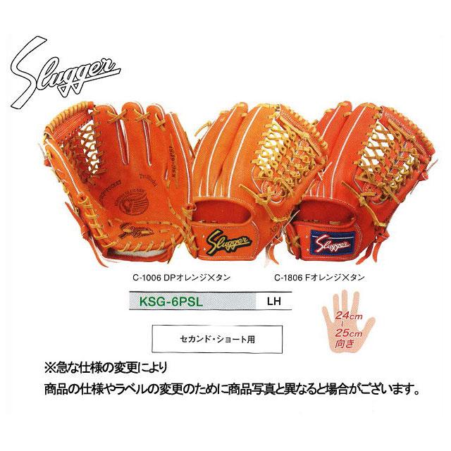 久保田スラッガー 硬式グローブ 内野手用 グラブ KSG-6PSL