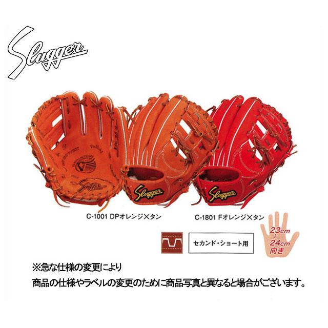 久保田スラッガー 硬式グローブ セカンド・ショート用 グラブ 内野手 KSG-MS-6