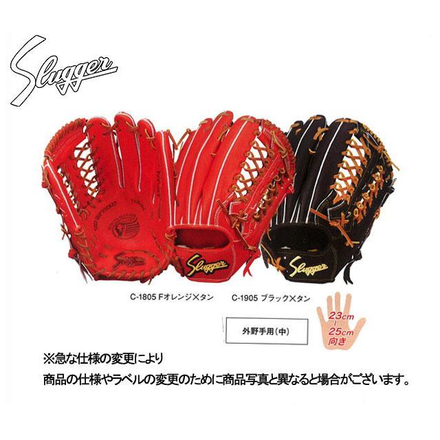 久保田スラッガー 硬式グローブ 外野手用 グラブ KSG-SPA