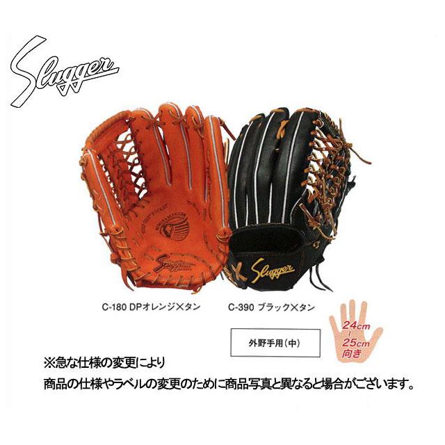 久保田スラッガー 硬式グローブ 外野手用(中) グラブ KSG-SPX