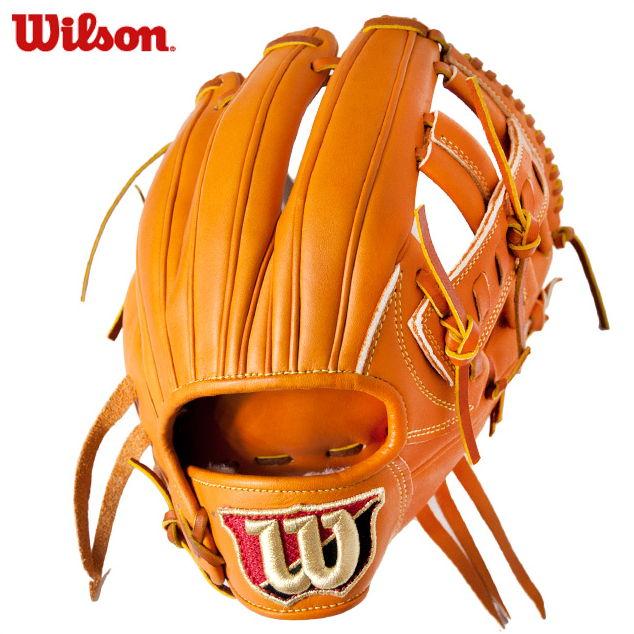 【ウィルソン】 硬式グローブ グラブ WILSON STAFF DUAL 【硬式内野手用】 WTAHWQD5T-83