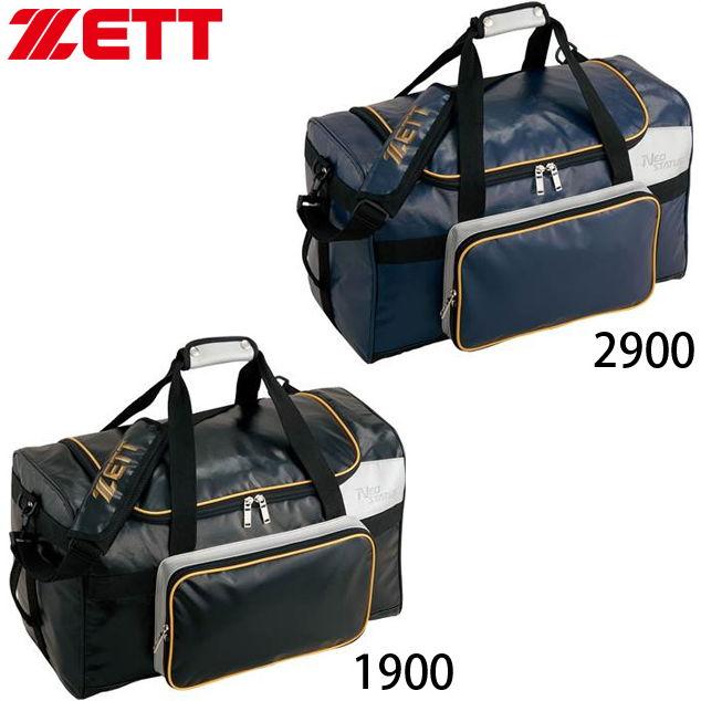 【ZETT/ゼット】 ネオステイタス ボストンバッグ ミドルバッグ 約51L BAN608