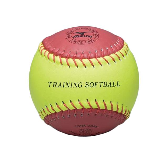 20%OFF 新品未使用正規品 回転チェック用ソフトボールのトレーニングボール 野球用品 ミズノ mizuno 野球 トレーニング用 トレーニングボール 回転チェック 練習 ソフトボール セール特別価格 1BJBS85200