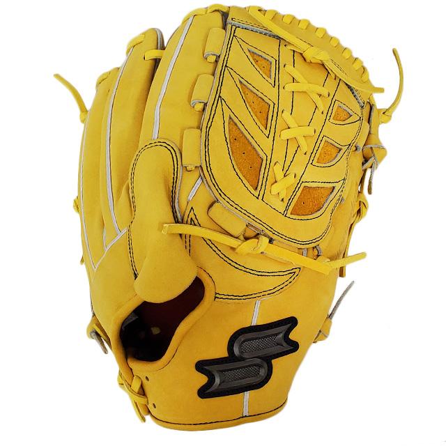 【SSK/エスエスケイ】 限定 硬式グラブ プロエッジ オーダーグラブ 7S 【硬式投手用】 SSK ピッチャー 高校野球 512型 一般 大人 グローブ 野球 PEO512AK-45BGRN