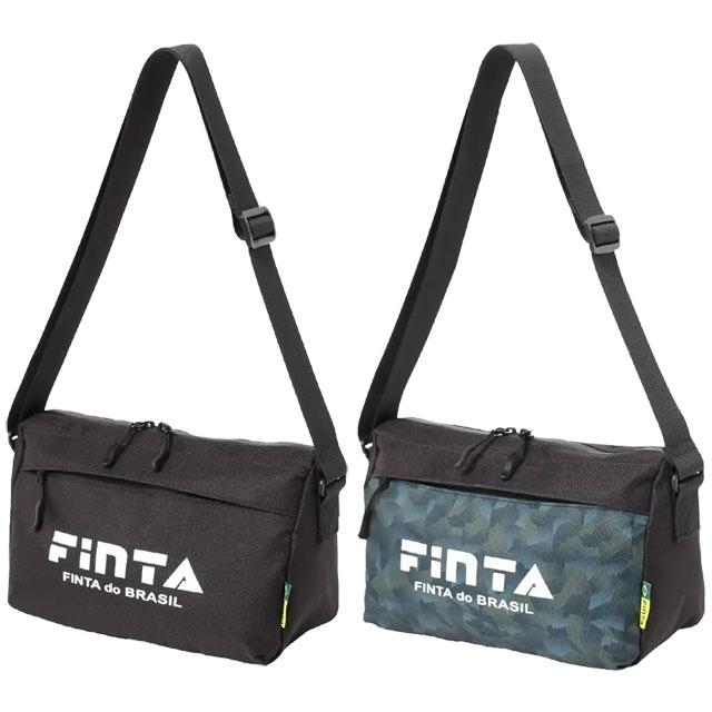 フィンタ サッカー フットサルウェア 海外並行輸入正規品 かばん プレゼント バッグ ショルダーバッグ FT8632 アクセサリー 小物 FINTA2021FW フットサル ミニショルダーバッグ