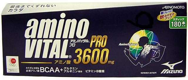 アミノバイタルプロ(スティック180本入) 16AM1520