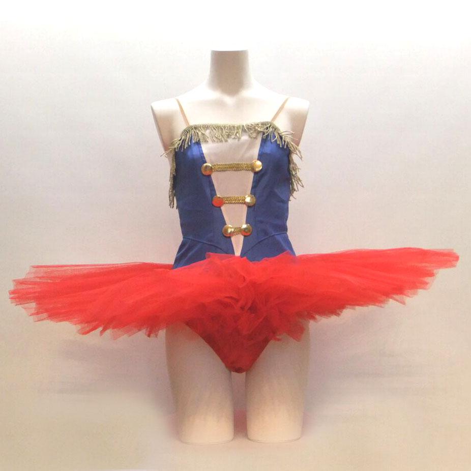 【レンタル】バレエ衣装 マーチ,兵隊さん,おもちゃ箱,クラシックチュチュ,小品衣装