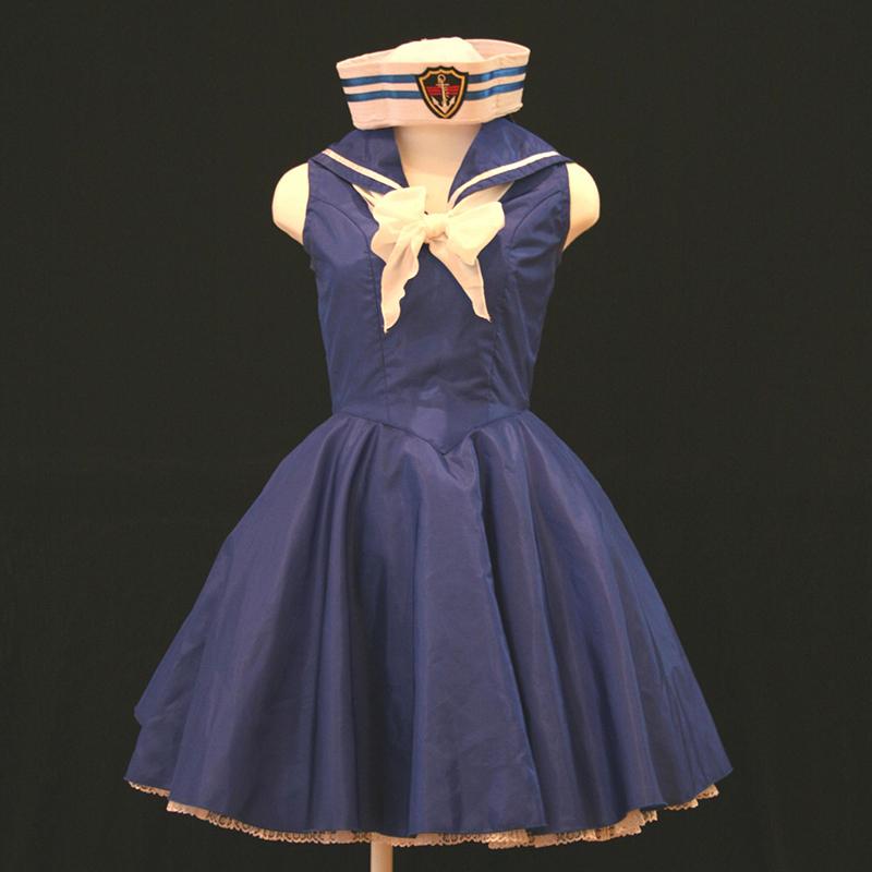 【レンタル】バレエ衣装 水兵さん,マーチ,兵隊さん,かもめさん,小品衣装