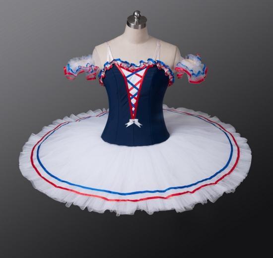 バレエ衣装【販売】パリの炎,クラシックチュチュ,ヴァリエーション衣装
