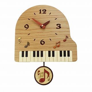 寄せ木振り子時計 ピアノ,ピアノ発表会プレゼント
