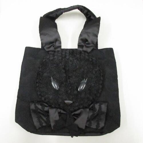 リリラパントートバッグ ブラック,母の日