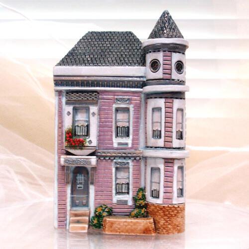ゴーハウス【サンフランシスコ007】ミニチュアハウス【送料無料】GAULT HOUSE