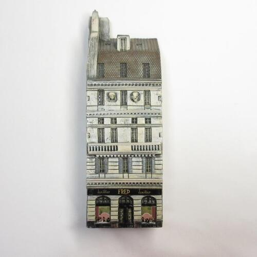 ミニチュアハウス【フランス・パリ 】GAULT HOUSE-011-080,PARIS,ゴーハウス,アートオブジェ,ゴーハウス
