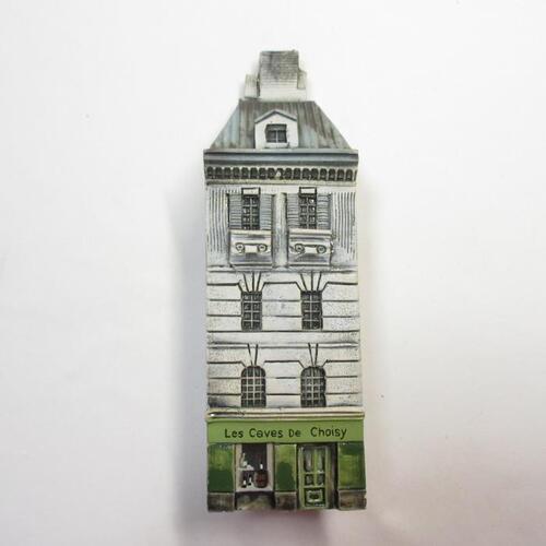 ミニチュアハウス【フランス・パリ 】GAULT HOUSE-020-027,PARIS,ゴーハウス,アートオブジェ,ゴーハウス