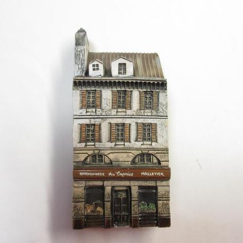 ミニチュアハウス【フランス・パリ 】GAULT HOUSE-021-046,PARIS,ゴーハウス,アートオブジェ,ゴーハウス