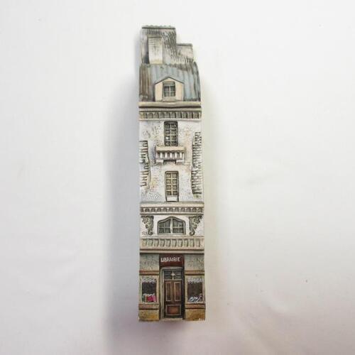 ミニチュアハウス【フランス・パリ 】GAULT HOUSE-023-037,PARIS,ゴーハウス,アートオブジェ,ゴーハウス