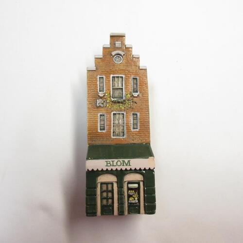 ミニチュアハウス【アムステルダム】GAULT HOUSE-025-854,オランダ,ゴーハウス,アートオブジェ,ゴーハウス