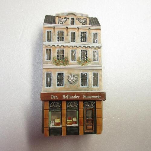 ミニチュアハウス【オランダ・アムステルダム】GAULT HOUSE-859-03,Amsterdam,ゴーハウス,アートオブジェ,ゴーハウス
