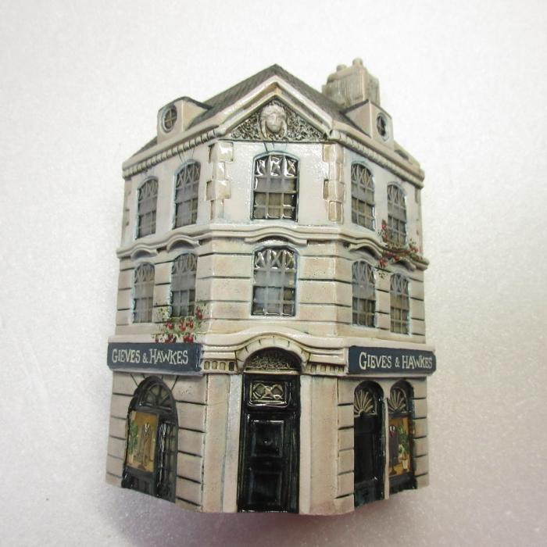 ミニチュアハウス【ロンドン 】GAULT HOUSE-964-P3,LONDON,アートオブジェ,ゴーハウス