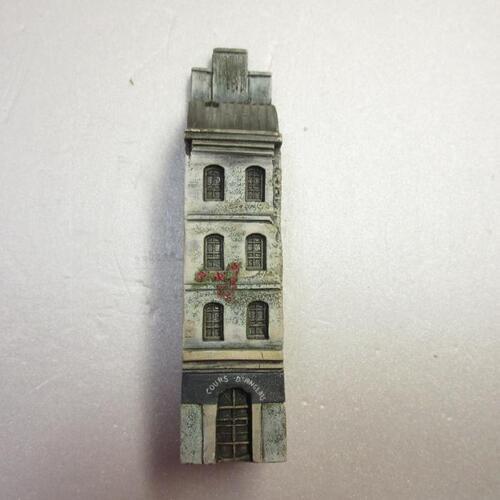 ミニチュアハウス【フランス・パリ 】GAULT HOUSE-011-P1,PARIS,ゴーハウス,アートオブジェ,ゴーハウス