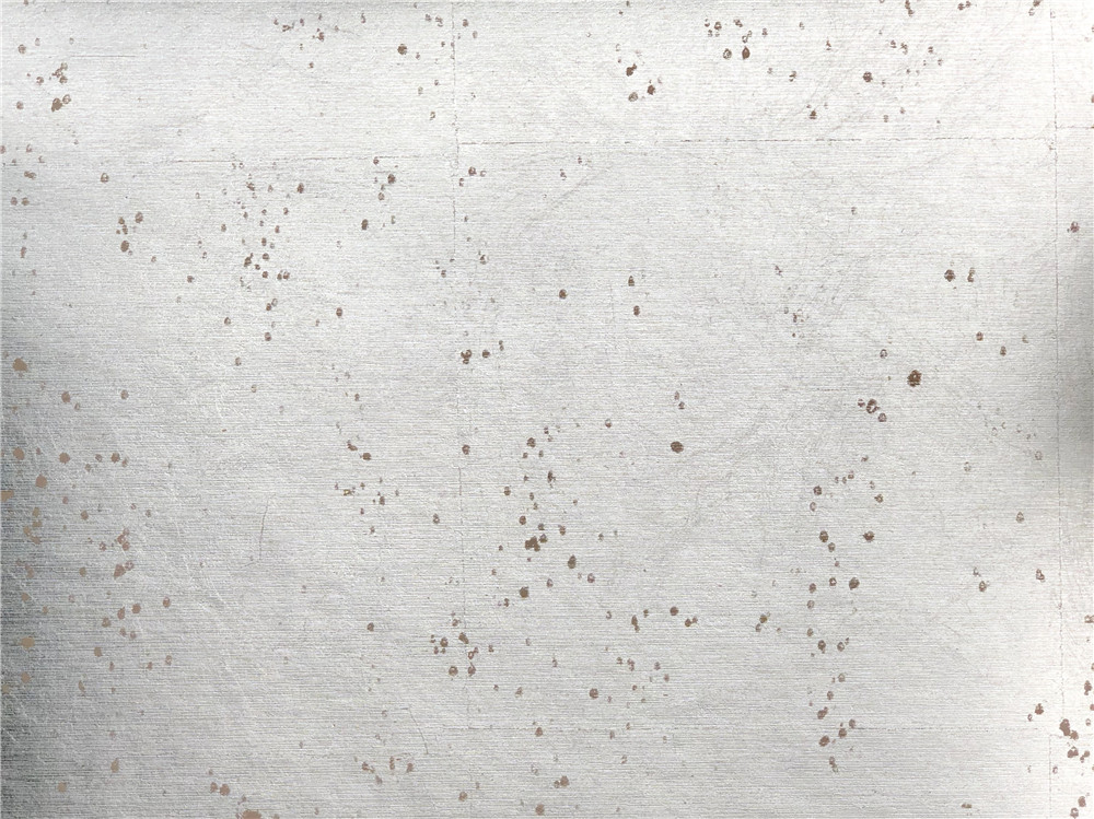 金箔壁クロス 銀 1m切売 ,内装輸入壁紙,WALLCOVERING,インテリア用品