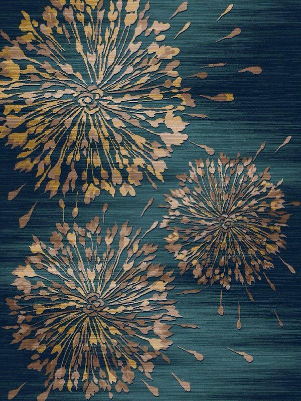木材壁クロス 054花 1m切売 ,内装輸入壁紙,WALLCOVERING,インテリア用品