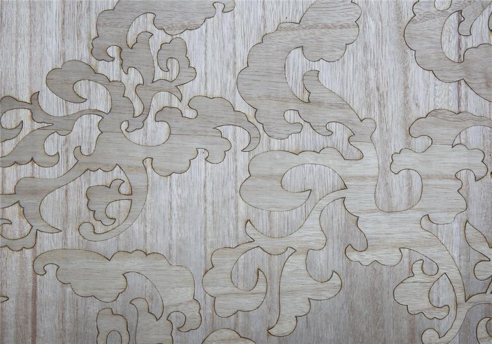 木材壁クロス 004 蔦 1m切売 ,内装輸入壁紙,WALLCOVERING,インテリア用品