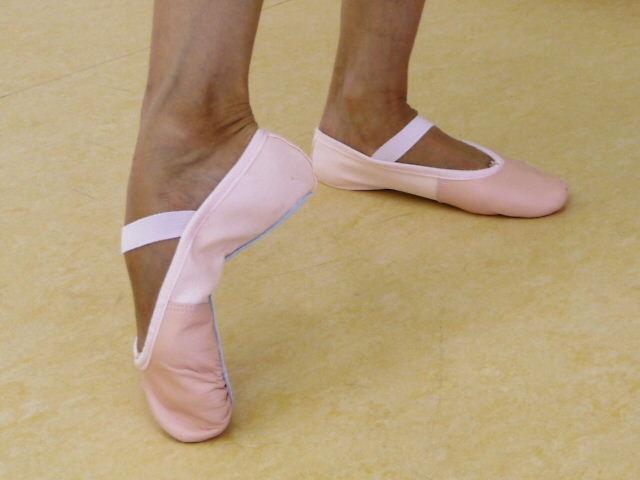 Chacott front leather ballet shoes 16.0 cm ~ 21.5 cm 5P13oct13_b