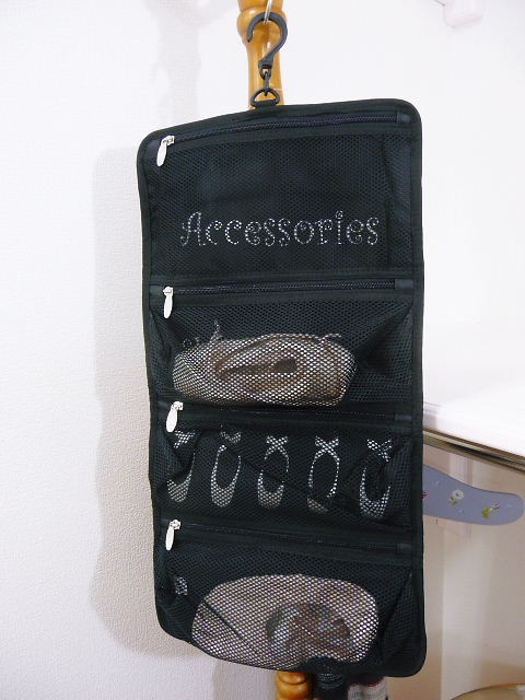 Chacott Pointe Shoes roll case