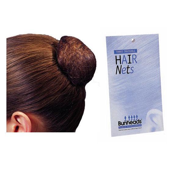 BH423 BH424 snood Hair net Ballet bun nets