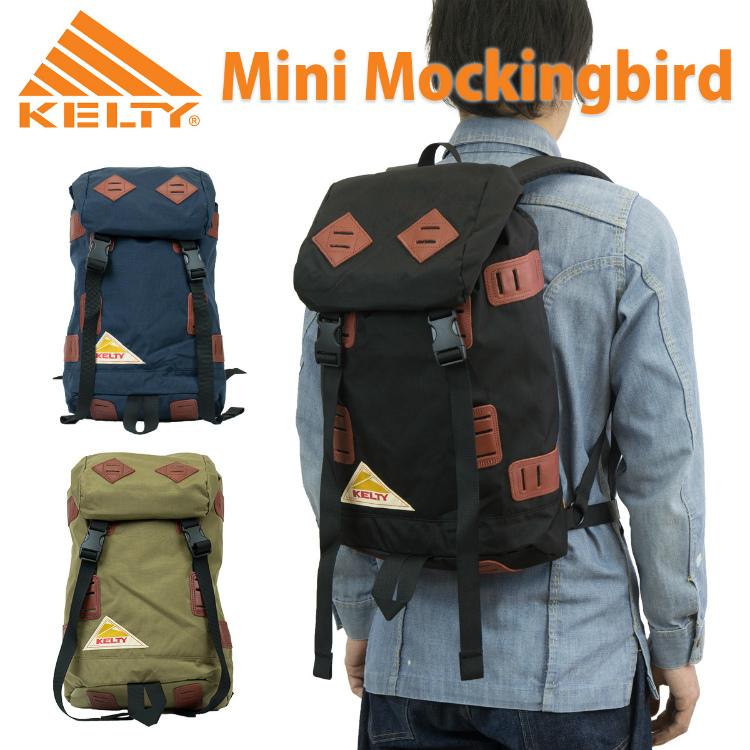 KELTY ケルティ リュック MINI MOCKINGBIRD リュックサック デイパック レディース メンズ 23L ケルティー 【 日本正規品 送料無料 あす楽 】【今だけポイント2倍】【5のつく日】