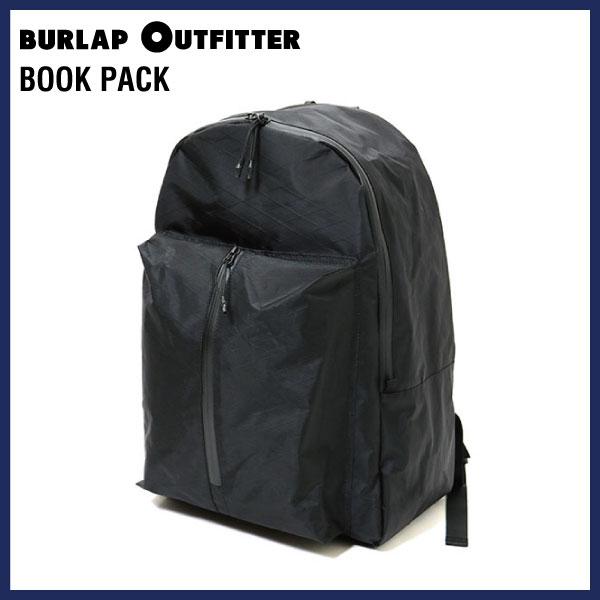 BURLAP バックパック OUTFITTER (バーラップアウトフィッター) BOOK BOOK UL PACK(ブックパック)軽量 UL 水に強い リュックサック バックパック, pirarucu online shop:e2d88d65 --- jpworks.be