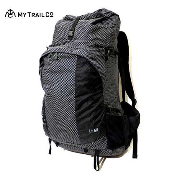 MY TRAIL CO. マイトレイルカンパニーBACKPACK LIGHT 50L バックパックライト50L 【送料無料】リュック ザック CAMP FES キャンプ フェス 登山 ハイキング トレッキング 軽量 GO LITE