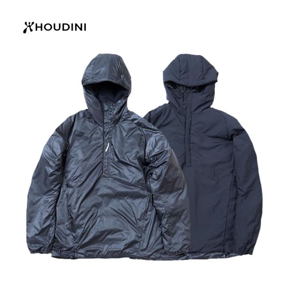【送料無料】HOUDINI フーディニ MS ONE EIGHTY SWEATER ワンエイティセーターリバーシブル 耐風性 保温性ジャケット ウィンドジャケット ウィンドブレーカー アウトドア キャンプ フェス