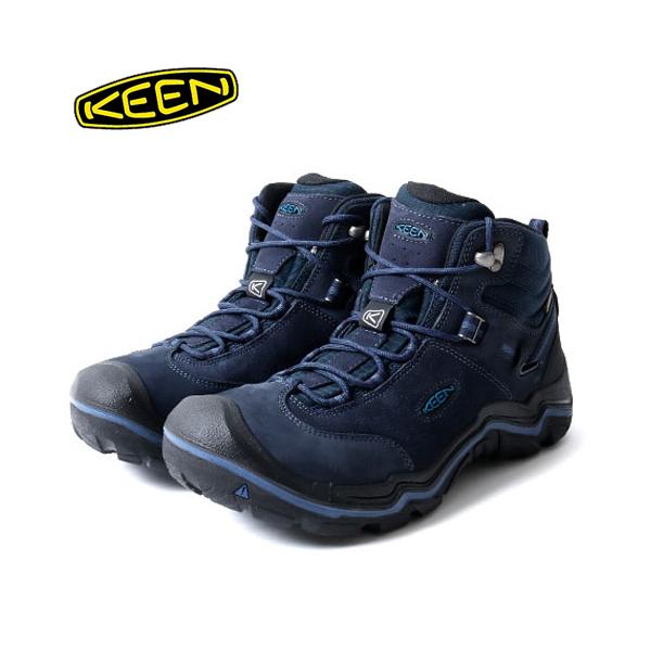 【送料無料】KEEN キーン WANDERER MID WP メンズ ワンダラー ミッド ウォータープルーフアウトドア 防水 シューズ ブーツ CAMP FES タウンユース クッション性 サポート性 ヨーロピアンメイド リミテッドモデル
