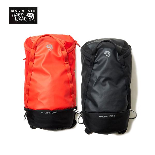 【送料無料】MOUNTAIN HARD WEAR マウンテンハードウェアMULTI PITCH 16 マルチピッチ16パックバックパック リュック リュックサック ザック 16L 登山 ハイキング CAMP OUTDOOR アウトドア FES フェス