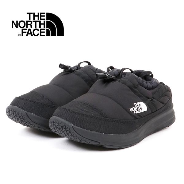 THE NORTH FACE ザ ノースフェイスNUPTSE TRACTION LITE MOC IV ヌプシトラクションライトモックIV(ユニセックス)シューズ ブラック 黒 メンズ レディース 靴 ナイロン 保温性 撥水 NF51985 TNF