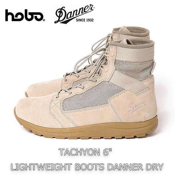 【別注】hobo × Danner ホーボー × ダナーTACHYON 6