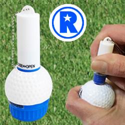ゴルフボール目印スタンプ届いたその日から使えます 既製印字面なので 国内在庫 お得なプライス ゴルフボール 名入れ スタンプ R ハンコ ゴルフ用品 判子 はんこ 大放出セール 印鑑 マーキングボールスタンプゴム印