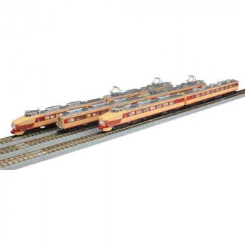 国鉄485系特急電車 初期型 ひばり 6両基本 T030-1 メーカ直送品  代引き不可/同梱不可
