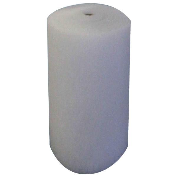 エコフレギュラー(エアコンフィルター) フィルターロール巻き 幅100cm×厚み2mm×50m巻き W-4051 代引き不可/同梱不可